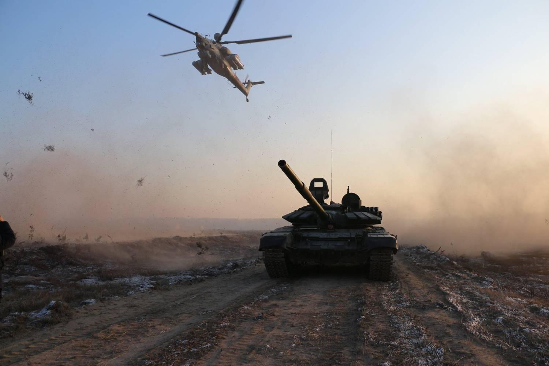 Армии Сирии, России и Ирана назвали единой боевой силой