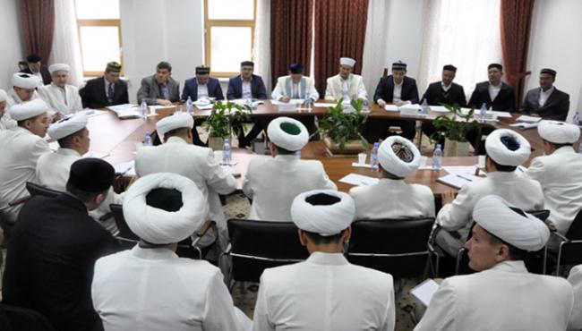Духовное управление мусульман Казахстана