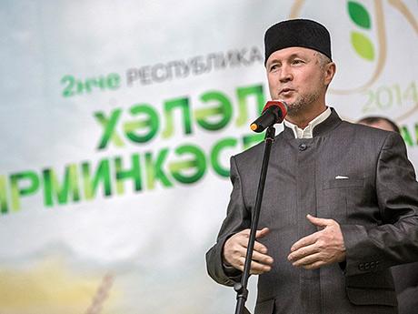 В Казани завтра пройдет акция «Я ем только халяль»
