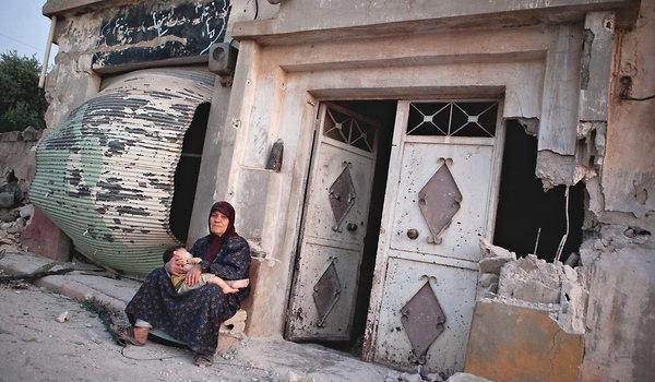 Христиане в Сирии снабжают продуктами постящихся мусульман