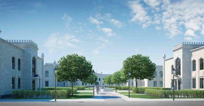 Госслужащие продолжают перечислять зарплату на строительство Болгарской исламской академии