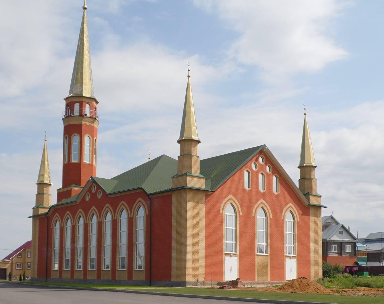 В Мордовии могут снести крупнейшую мечеть, построенную на пожертвования