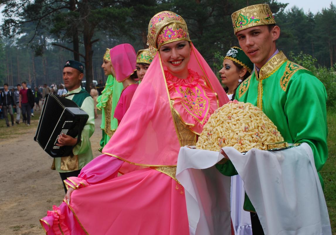 Национально-культурная автономия казанских татар появилась в Крыму