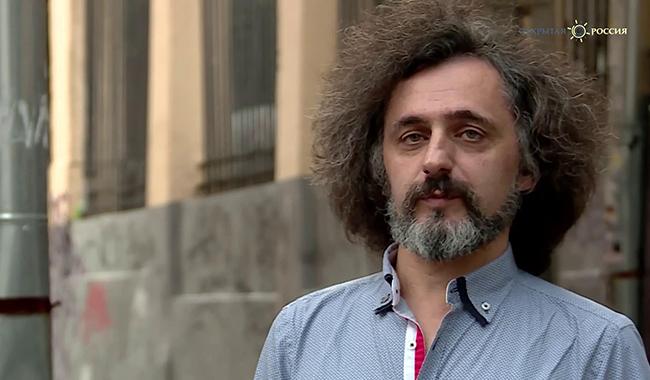 Правозащитник Александр Верховский