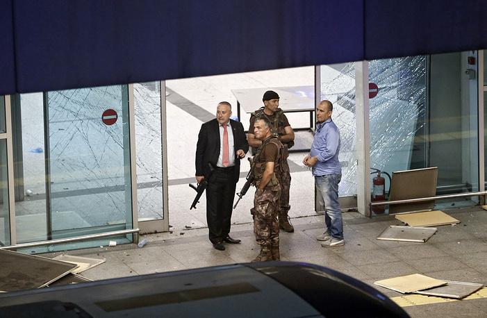 Детский ансамбль из Татарстана находился в аэропорту Стамбула во время взрывов