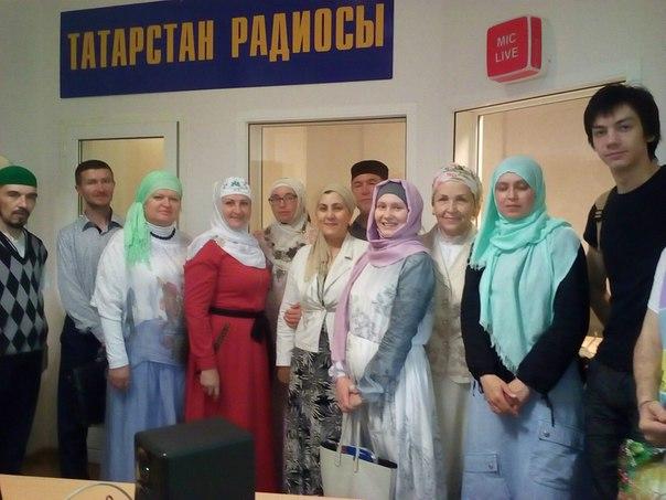 РИУ выпустил первых исламских журналистов