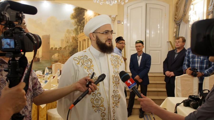 Муфтий Татарстана призвал давать отпор на провокационные материалы