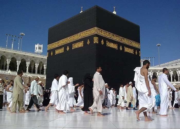 Рекордное число паломников прибыло в Мекку в Рамадан