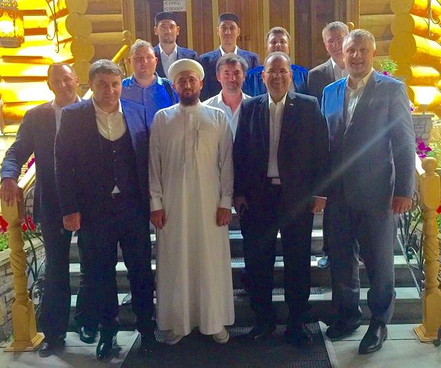 Ассоциация предпринимателей-мусульман и Татарстан налаживают отношения с Бахрейном