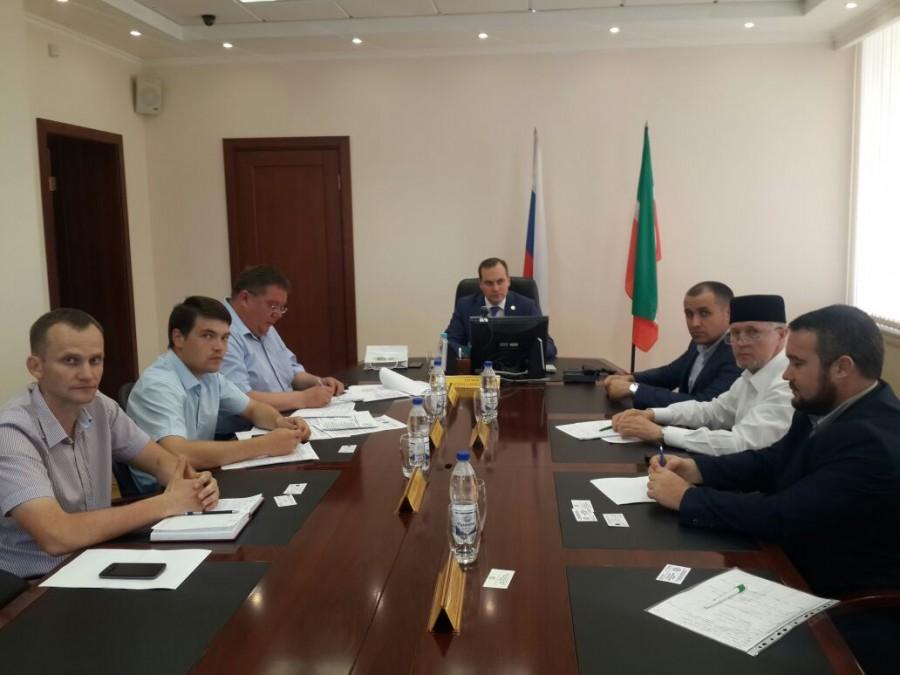 ДУМ РТ совместно с минэкономики Татарстана будут продвигать халяль-продукцию за рубежом