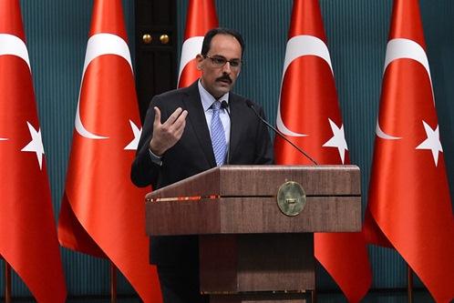 Пресс-секретарь Эрдогана опроверг извинения по поводу сбитого Су-24