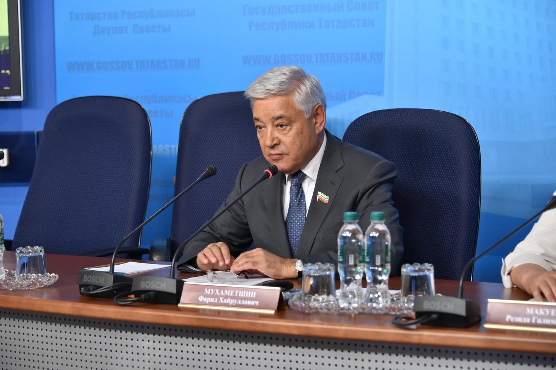 Госсовет Татарстана опроверг информацию о призыве воздержаться от одобрения «пакета Яровой»