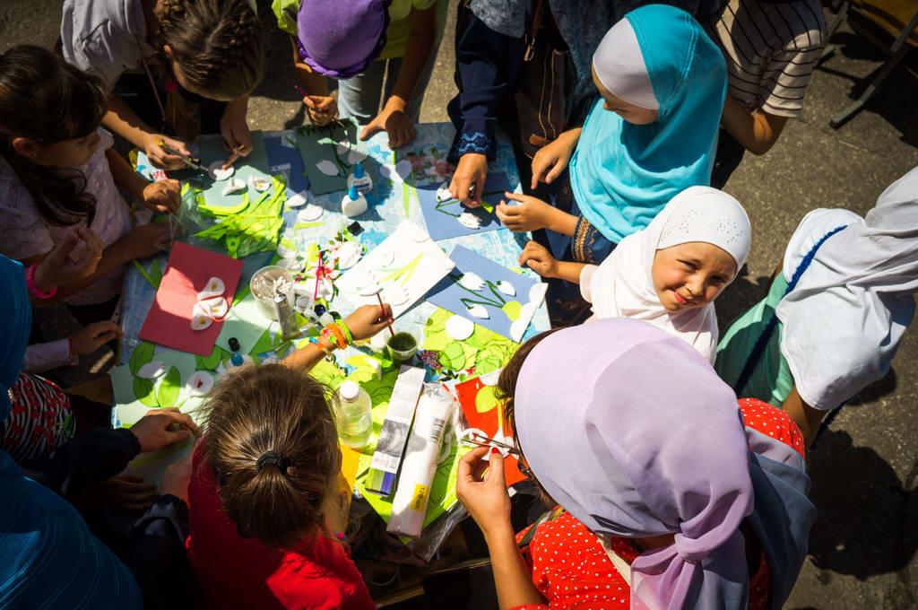 Ураза-байрам отметят детским праздником в Дербышках