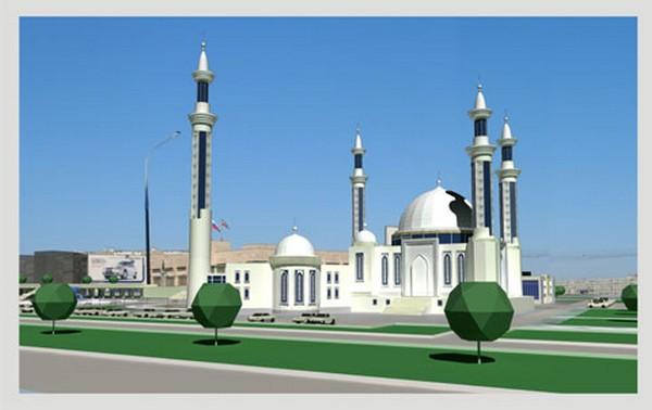 Строительство мечети в Татарстане впервые будут финансировать исламскими облигациями