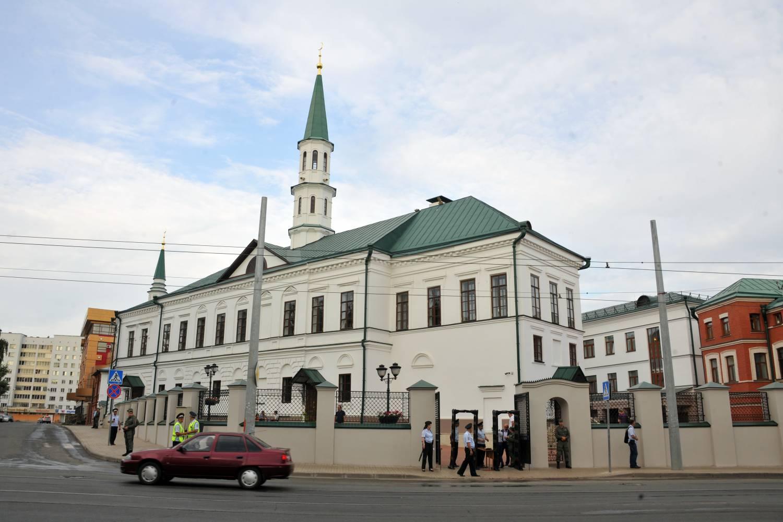 Минниханов открыл новую резиденцию Духовного управления мусульман РТ