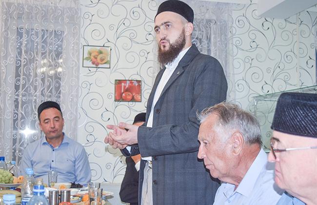 Ифтары в медресе 1000-летия принятия Ислама