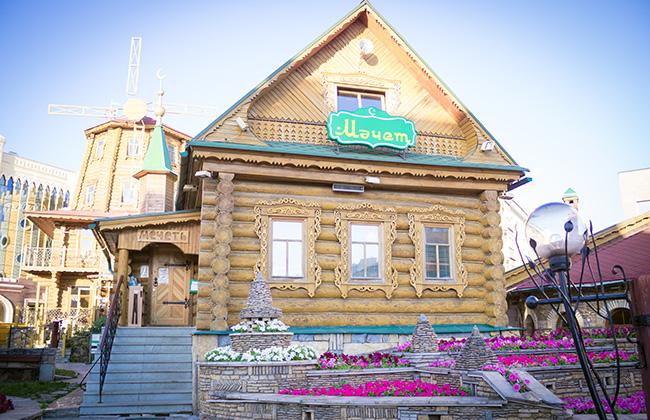 Мечеть в