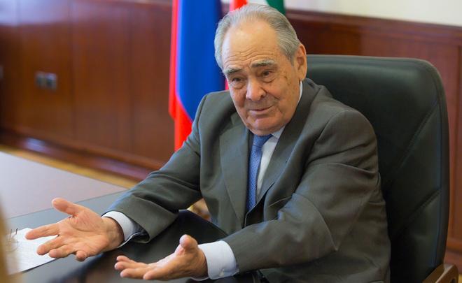 Шаймиев о «пакете Яровой»: «Может, депутаты хотели быстрее уйти на каникулы, поэтому приняли закон в спешке»