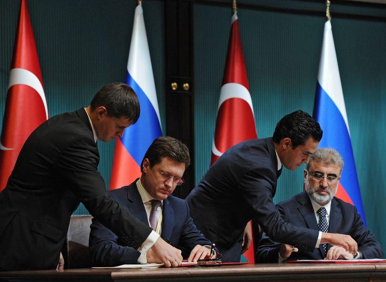 Министры энергетики России и Турции в июле могут встретиться в Татарстане