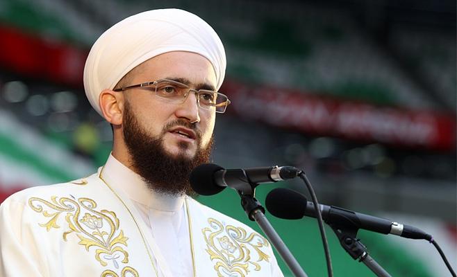 Муфтий Татарстана осудил теракт в Медине