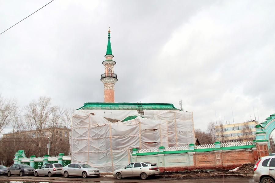 Восстановят ли Азимовскую мечеть?