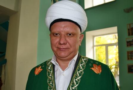 Муфтий Москвы: законы Яровой помогут в борьбе с экстремизмом
