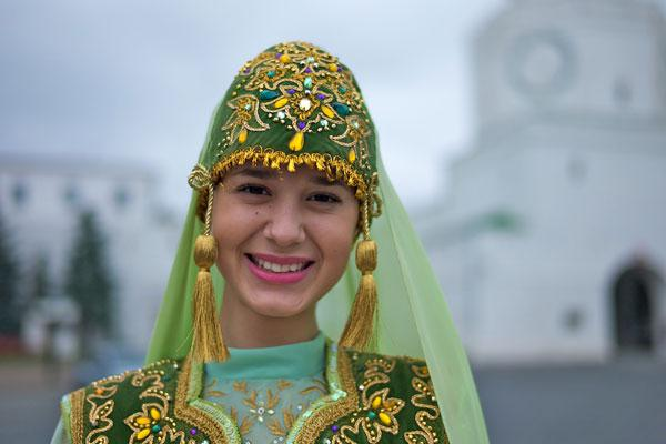 В глобальную базу данных человеческих культур включены казанские татары