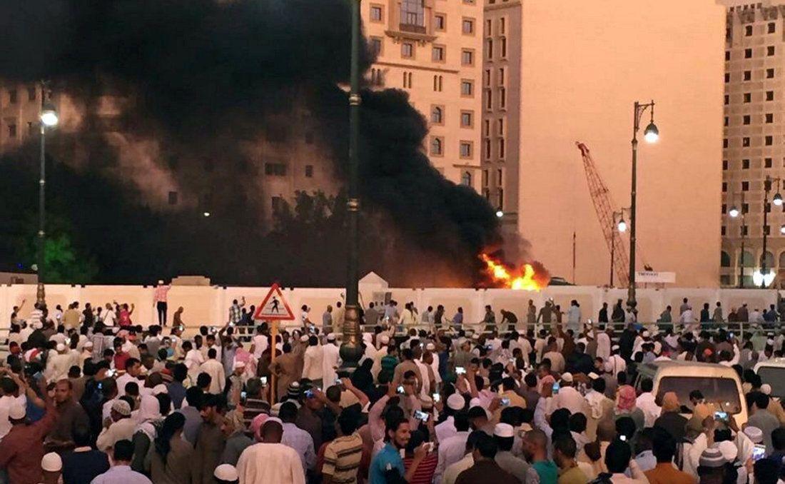 Один из погибших в теракте в Медине предчувствовал свою смерть