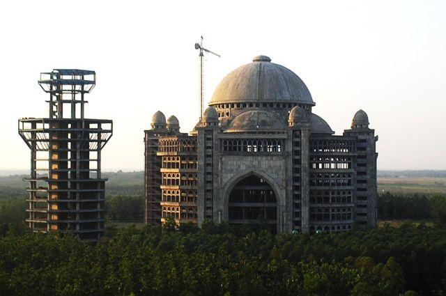 В Тюмени построят три новых мечети