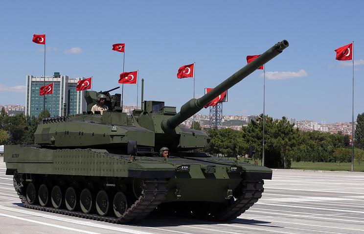 Турецкие военные объявили о захвате власти путем переворота