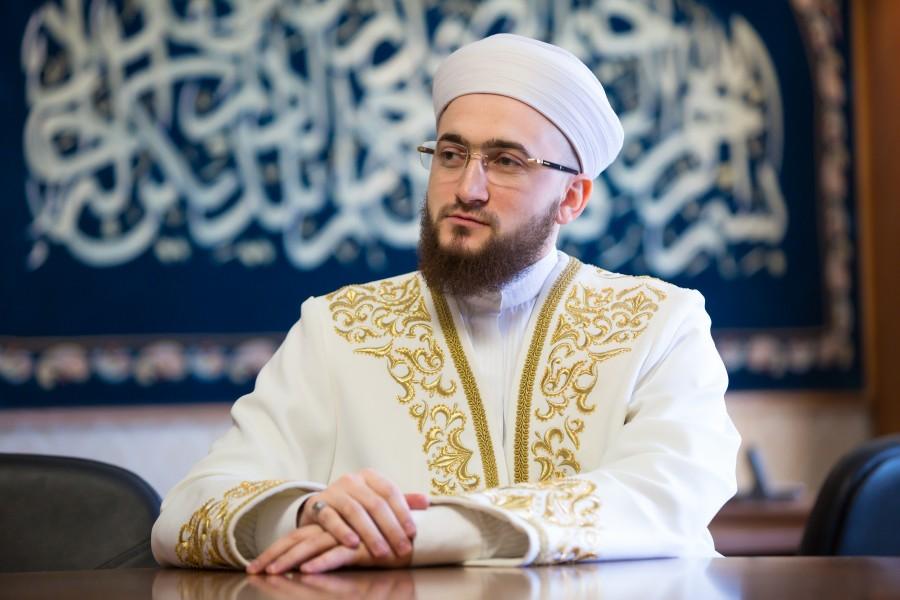 Муфтий Татарстана выразил соболезнования в связи с терактом в Ницце