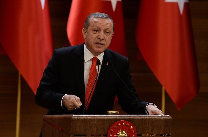 Эрдоган призвал граждан выйти на улицы в знак протеста