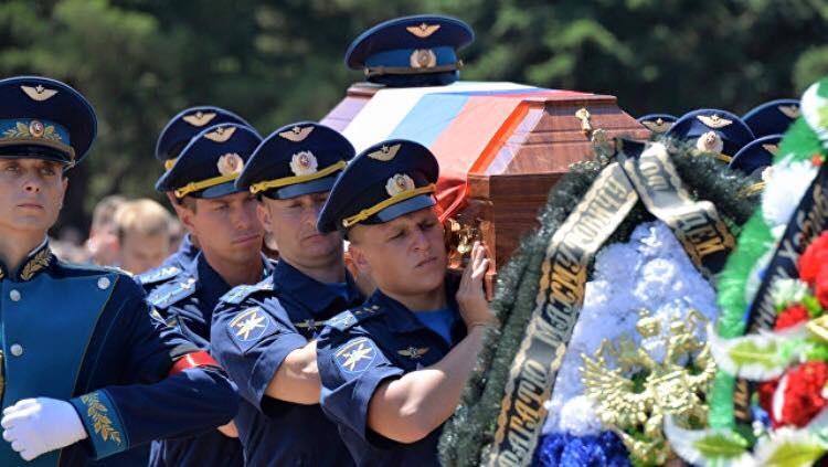 Муфтий Москвы выразил соболезнования семье погибшего в Сирии летчика Хабибуллина