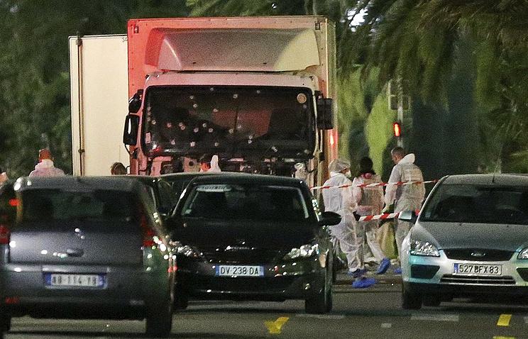Очевидцем теракта в Ницце стала жительница Казани