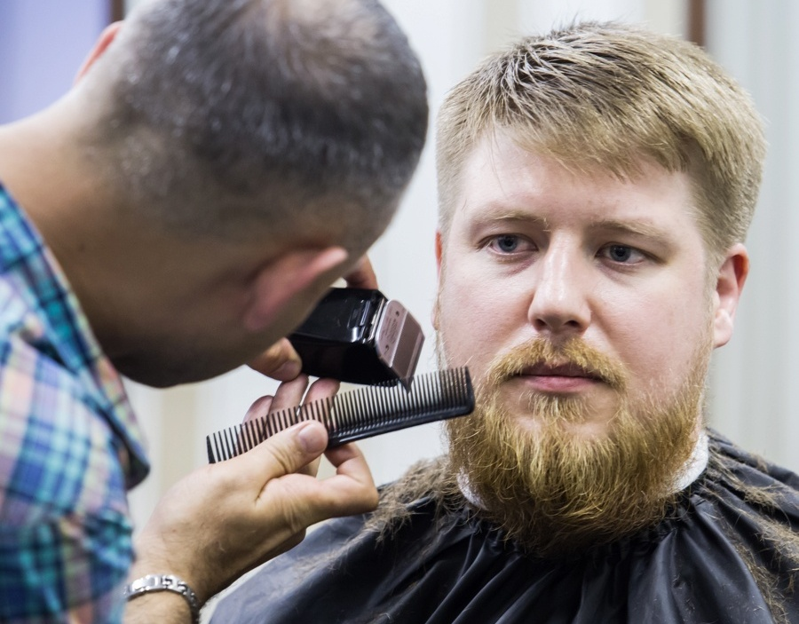 Muslim style: курс на бородатых мужчин