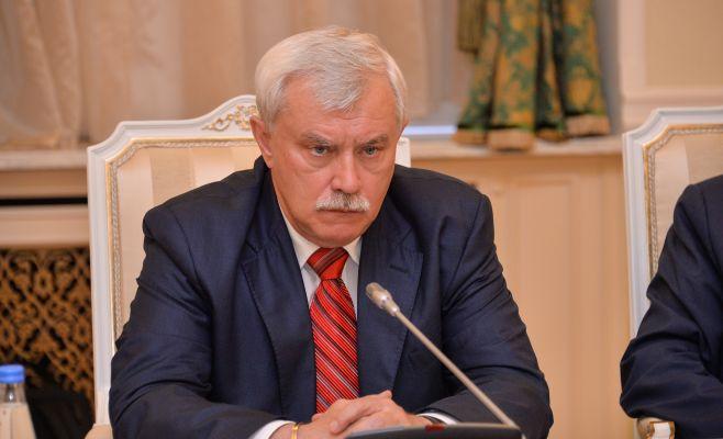 Губернатор Петербурга: татары вкладывают огромную лепту в развитие города