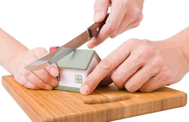 Как происходит развод и последующий раздел ипотечной квартиры