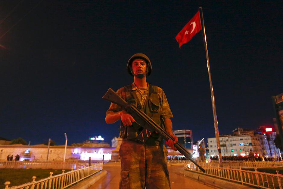 Военный переворот в Турции – победа или поражение Эрдогана