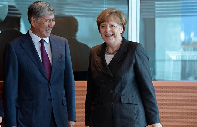 Ангела Меркель как проповедник мирного Ислама