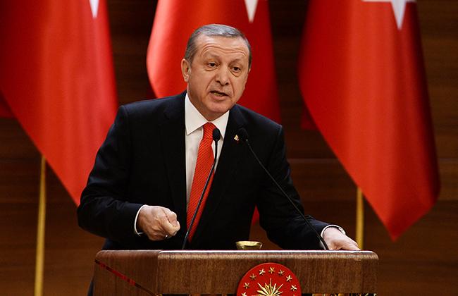 «Сирийская оппозиция» Реджепа Эрдогана