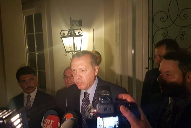 Реджеп Тайип Эрдоган призвал граждан Турции выйти на улицы