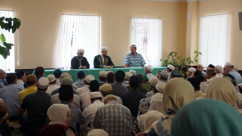 Камиль Самигуллин пожурил мусульман за неуважительное отношение друг к другу