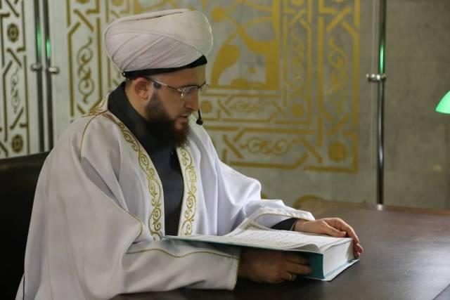 Впервые в истории ислама РФ муфтий Татарстана записал аудио-Коран