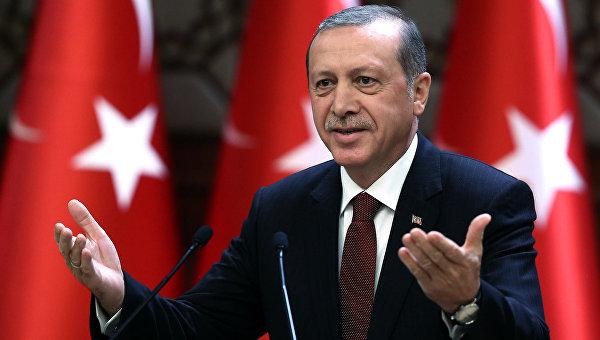 Эрдоган посетит Россию 9 августа