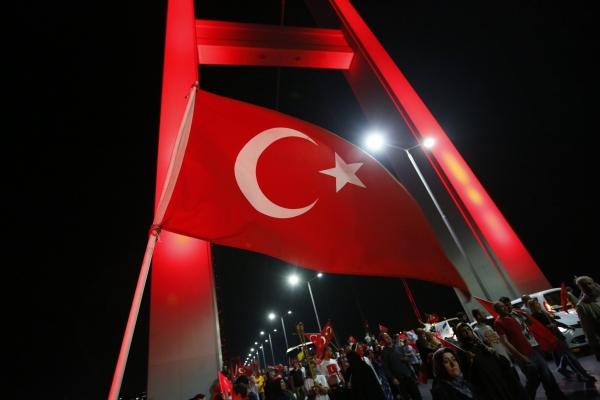 Народ Турции поддержал Эрдогана