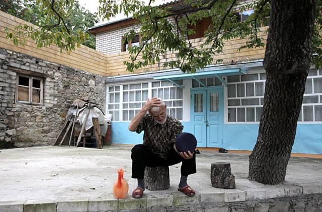 Житель села Гимры