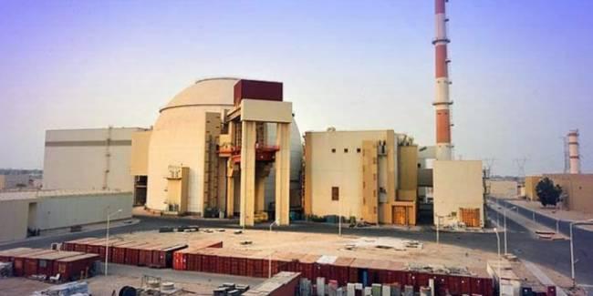 АЭС в Бушере, Иран