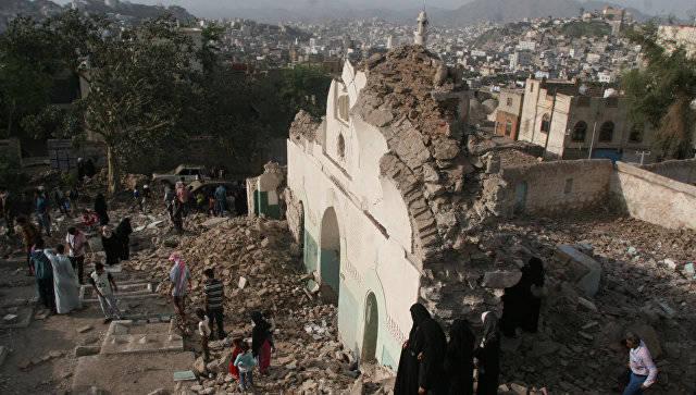 Экстремисты подорвали мечеть XVI века в Йемене