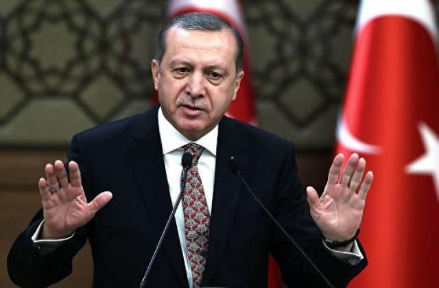 Эрдоган сообщил о важном решении