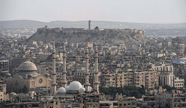Через 7 гуманитарных коридоров в Алеппо вышли 300 мирных жителей и 82 боевика